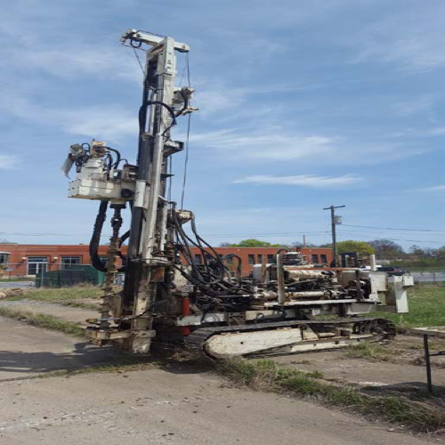 Image of Drilling on Royal-Phoenix site location